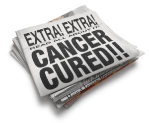 CancerCuredHeadline