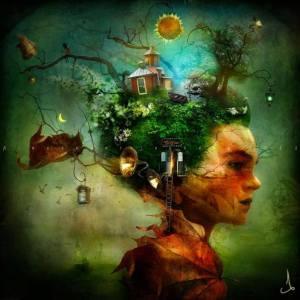 Mind Manfesting/Artist: Alexander Jansson